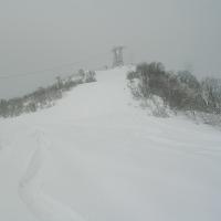 非圧雪フィールド