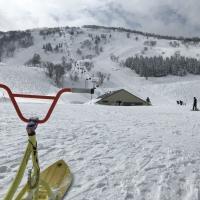 Let's snowscoot!