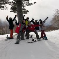 妙高杉ノ原スキー場のフォトコンテスト写真